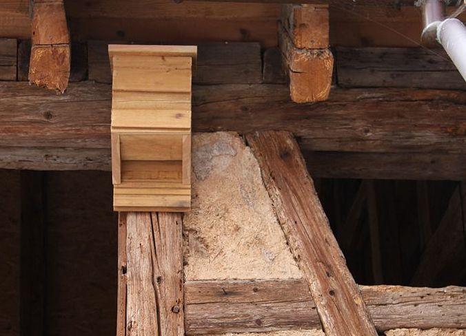 nichoir pour chauves-souris